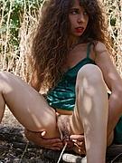 hairy girl fur